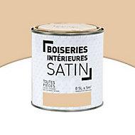 Peinture Murs et boiseries Nougat glacé Satin 0,5L