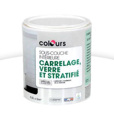 SousCouche Glycro Carrelage Verre Et Stratifi Colours L
