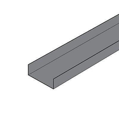 U Plastique Placo Caroplatre 50mm L 3 M Castorama
