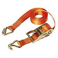 Sangle à cliquet Fastlink orange 4,5 m x 35 mm