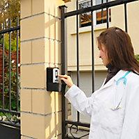 Coffre à clé sécurisé à combinaison par boutons MASTERLOCK