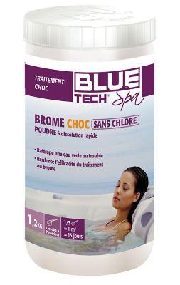 Brome Choc Sans Chlore Spa Castorama