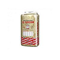 Laine de roche en vrac Flocon 2 25kg (vendu au sachet)
