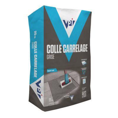 Colle Pour Carrelage Gris 25kg Castorama
