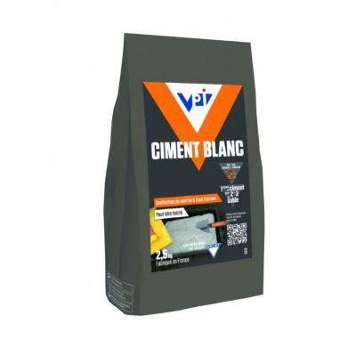 Ciment Vpi Blanc Kg  Castorama