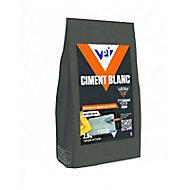 Ciment VPI blanc 2,5kg