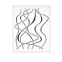 Plaque de protection murale blanche givré Efluv 100 x 80 cm