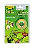 Adhésif double face pour fixation rapide roll & glue