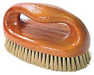 Brosse de décapage ronde à poignée