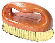 Brosse de nettoyage ronde à poignée