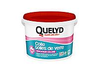 Colle Papier Peint Quelyd pour Toiles de Verre Pâte avec indicateur coloré 10 kg