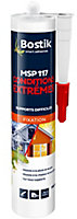 Mastic de Fixation Bostik MSP 117 pour Conditions Extrêmes Cartouche 290 ml