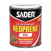 Colle Contact Néoprène Sader Gel 750 ml