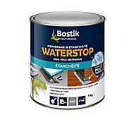 Membrane d'étanchéité Bostik Waterstop - direct sans primaire Gris 1 kg