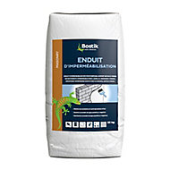 Enduit Bostik d'Imperméabilisation pour Parpaing, support Béton et Pierre 25 kg