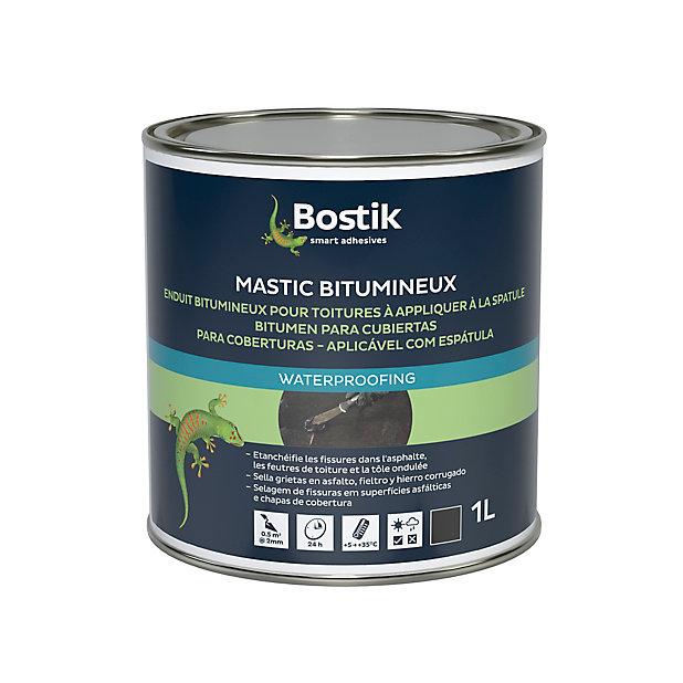 Etancheite Bostik Mastic Bitumineux Pour Toiture 0 1l Castorama