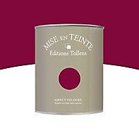 Peinture murs et boiseries Tollens Mise en teinte castille mat velours 1L