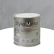 Peinture à effet métallisé Acier 500ML