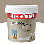 Enduit décoratif Murofibre Toile de lin 15kg + 20%