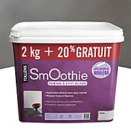 Peinture à effet smoothie poivre 2kg + 20%