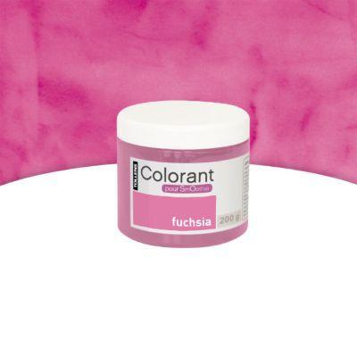 Colorant Peinture  Effet Smoothie Tollens Fuchsia G  Castorama