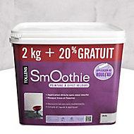 Peinture à effet smoothie Angora 2kg + 20%.