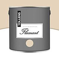 Peinture Murs et boiseries Butter cream Mat 2L