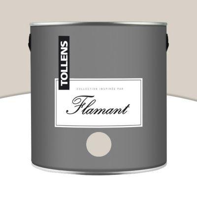 peinture murs et boiseries tollens flamant bois flotte mat. Black Bedroom Furniture Sets. Home Design Ideas