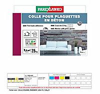 Colle plaquettes de parement béton Parexlanko poudre 7,5kg