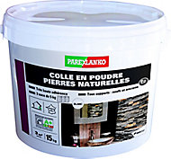 Colle plaquettes de parement pierre naturelle Parexlanko poudre 15 kg