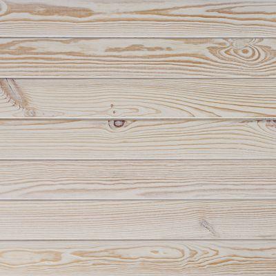 Lambris Sapin Mesta Wood Brossé Blanc Réssuyé | Castorama