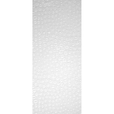 5 lamelles pour store californien MADECO Jacquard blanc 280 cm
