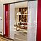 Panneau japonais Colours dévoré enduit galet 45 x 260 cm
