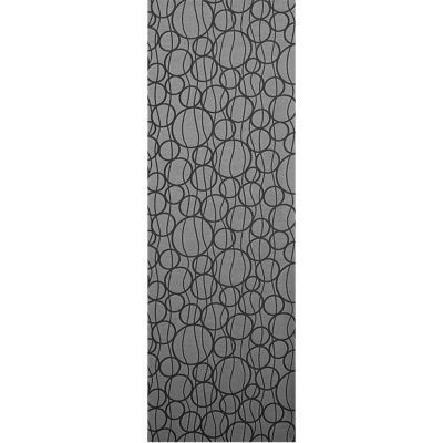 Panneau japonais gris anthracite seventies 45 x 260 cm castorama - Panneau japonais castorama ...