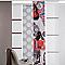 Panneau japonais Madeco barre blanc 45 x 260 cm