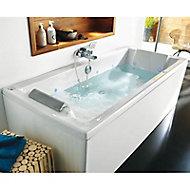 Tablier de baignoire Allibert Clips 80 cm