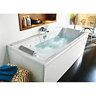 Baignoire 170 x 75 cm Allibert Music & light