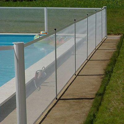 Barrière de sécurité pour piscine 1,10m Kit A