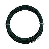 Fil de tension plastifié vert ø2,7 mm L.100 m