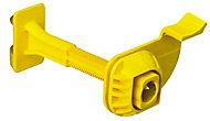 50 appuis de maintien d'isolant 100 mm Isover Optima2