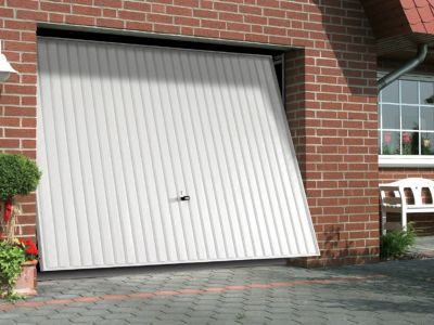 Porte de garage basculante hormann gsl x cm for Porte de garage sectionnelle 220 x 200