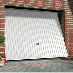 Portes de garage sur mesure castorama Porte de garage a la francaise sur mesure
