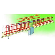 Poutre réglable KPPE 400 12 x 35 cm