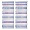 Paire voilage L'Envol Du Decor Picadilly violet 58 x 120 cm