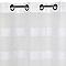 Voilage Monaco blanc 145 x 250 cm