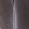 Pouf aspect cuir Chocolat 37 x 37 x 37cm