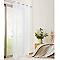 Voilage Tendresse blanc mat 140 x 240 cm