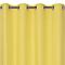 Rideau Trios jaune 140 x 240 cm