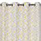 Rideau Digone jaune 140 x 240 cm
