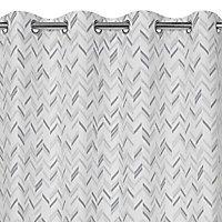 Rideau Digone gris 140 x 240 cm